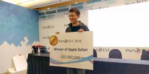 hacker - winner pwnfest 2016