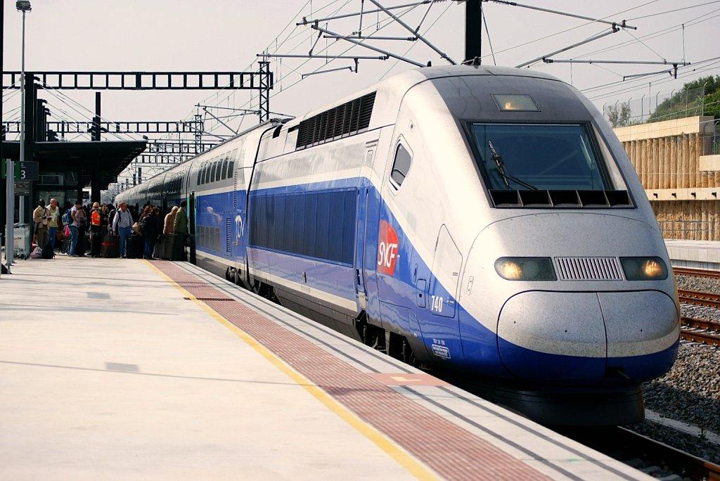 Wifi TGV