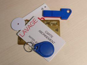 cartes NFC